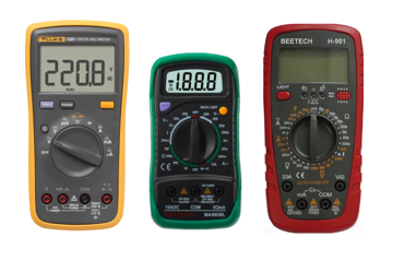 Picture of Multimeters