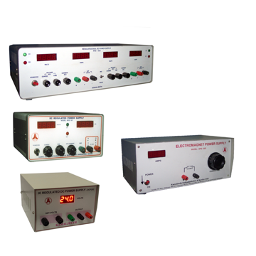 Picture of Variable Voltage Power Supply with Meter(s)