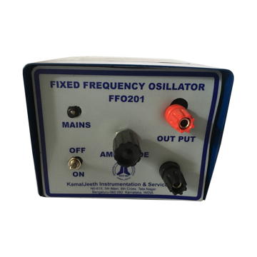 Picture of Fixed Frequency Oscillator
