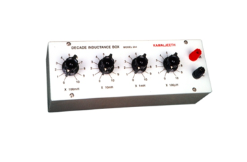 Picture of Decade Inductance Box