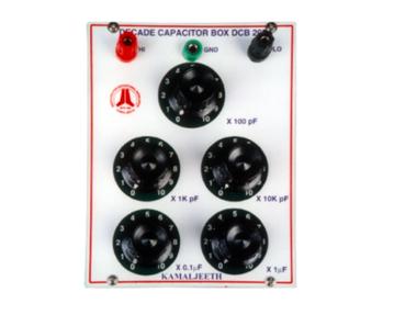 Picture of Decade Capacitance Box