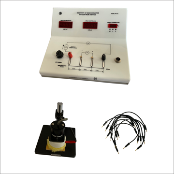Picture of FOUR PROBE APPARATUS