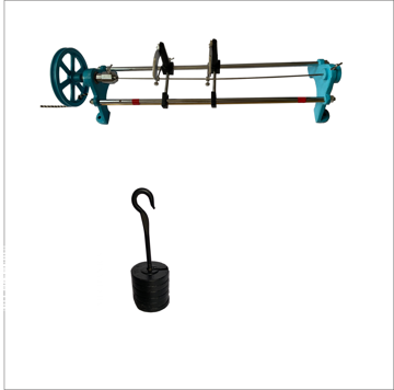 Picture of RIGIDITY MODULUS BY STATIC TORSION